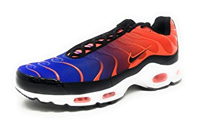487ce1168a Amazon.com | Nike Men's Air Max Plus Nylon Running Shoes | Running