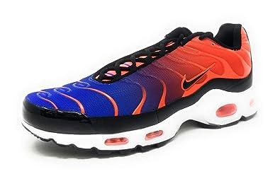 wholesale dealer 5a168 1100e Nike Men's Air Max Plus Nylon Running Shoes