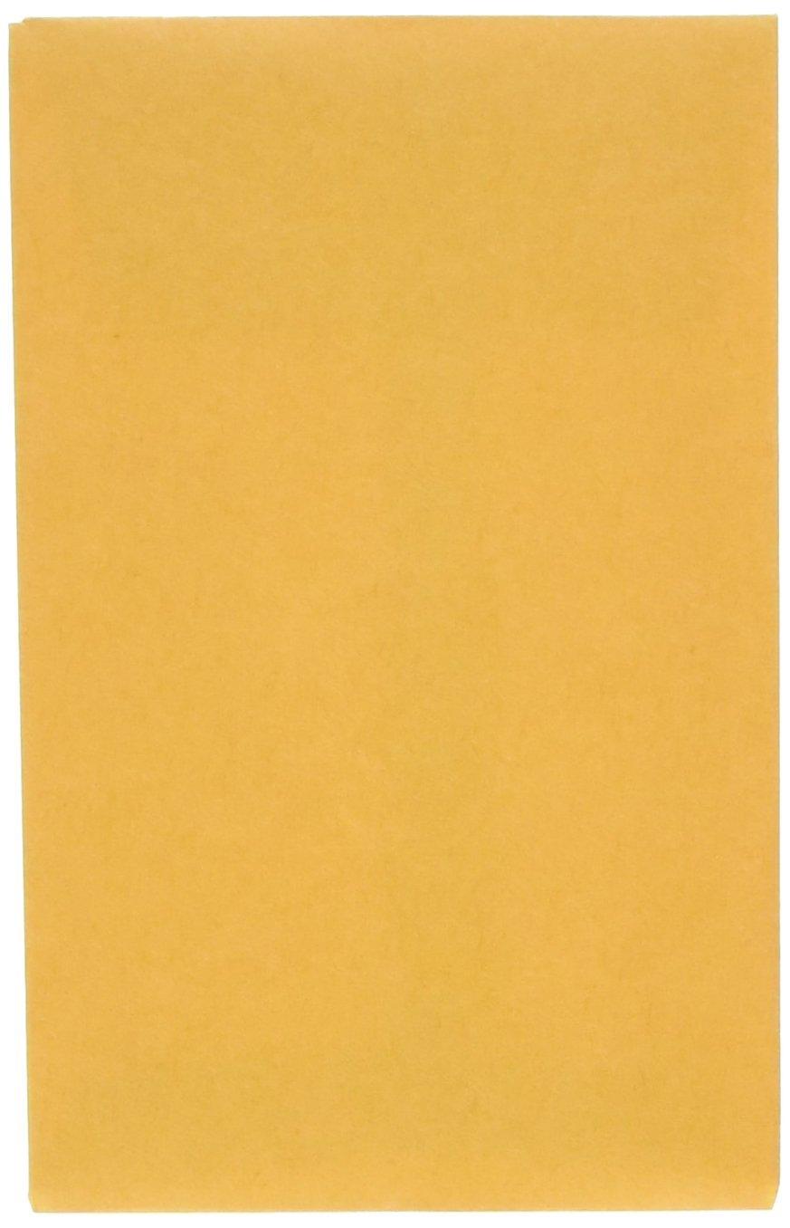 Universal Kraft Coin Envelope #1 500//Box Light Brown