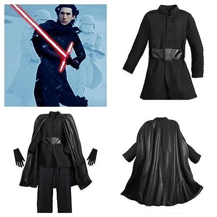 Disney, Disfraz de Kylo Ren para Niños de Star Wars Last ...