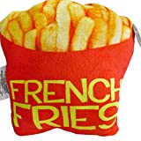 Expressions Fun and Soft Novelty Food Throw Pillows (French Fries)