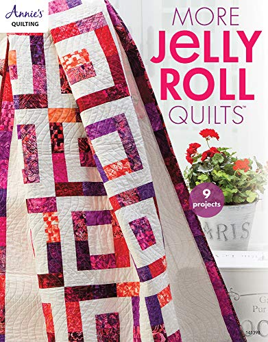 (More Jelly Roll Quilts (Annie's Quilting))