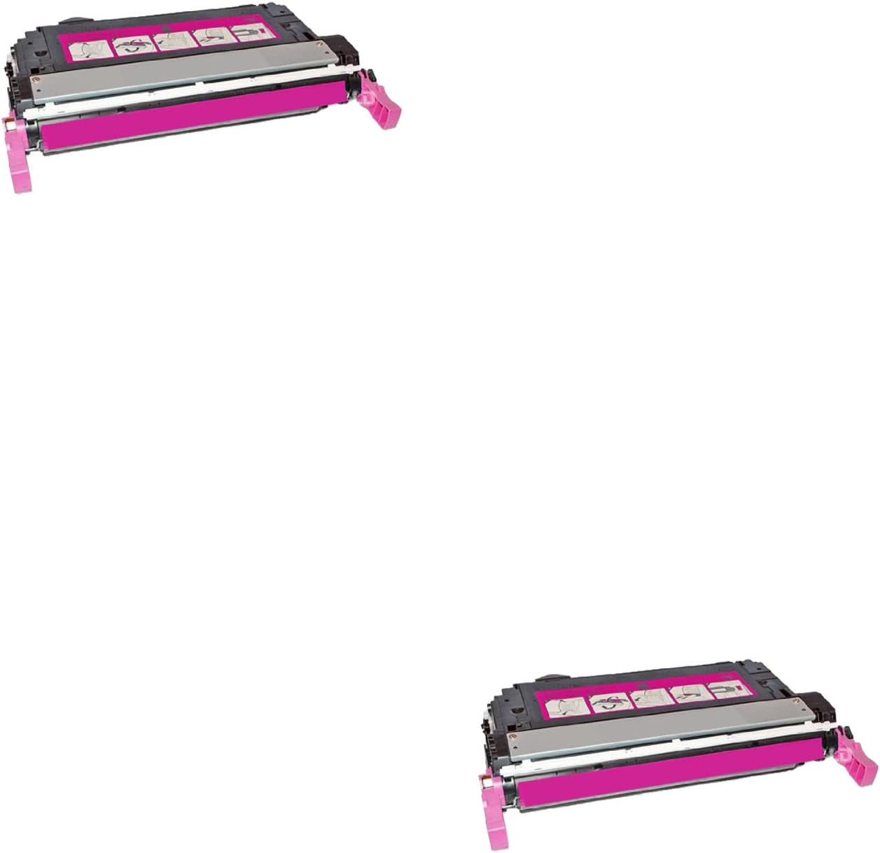 4730x NYT Compatible High Yield Toner Cartridge Replacement for Q6463A for HP Color Laserjet 4730 CM4730fsk Magenta, 3-Pack
