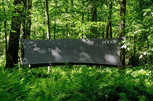 ENO Eagles Nest Outfitters - ProFly XL Sil Rain Tarp, Lichen by Eagles Nest Outfitters (Image #6)