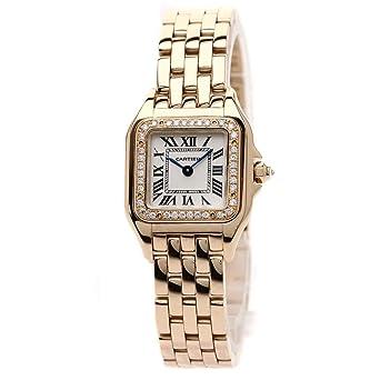 online store f36bd 236ae Amazon | [カルティエ]パンテールSM 腕時計 K18ピンクゴールド ...