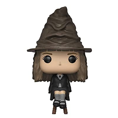 POP! Harry Potter: Hermione with Sorting Hat 2020 Fall Convention Exclusive #69: Toys & Games