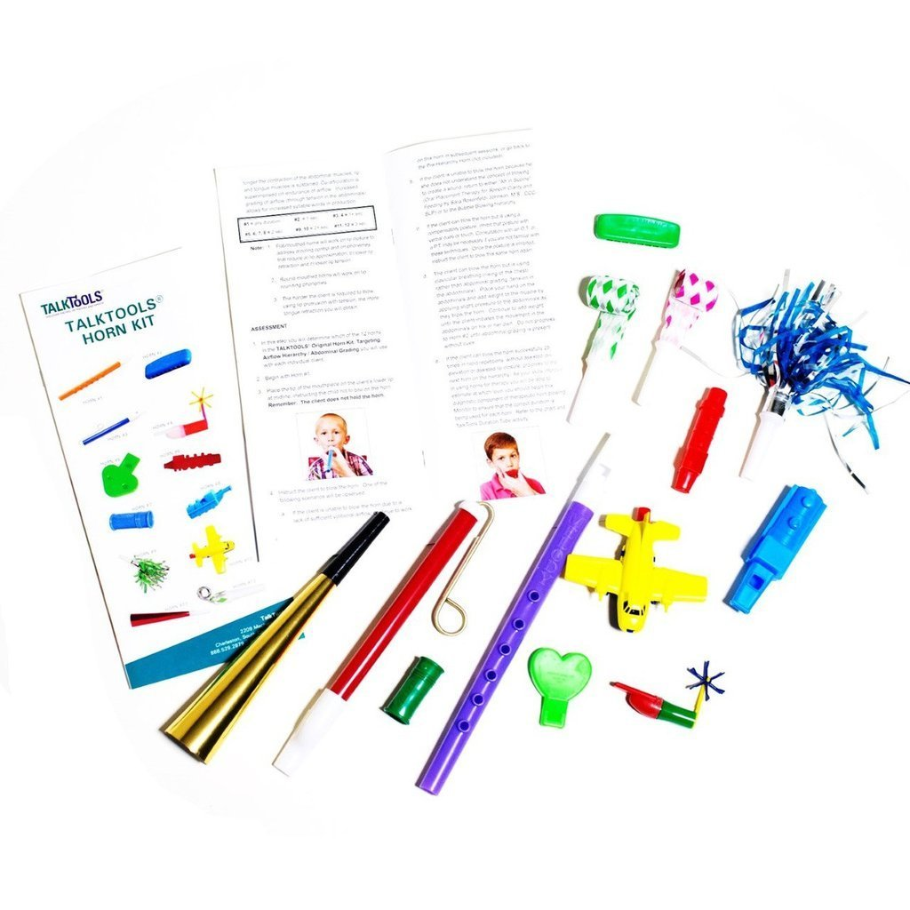 TalkTools Horn Kit