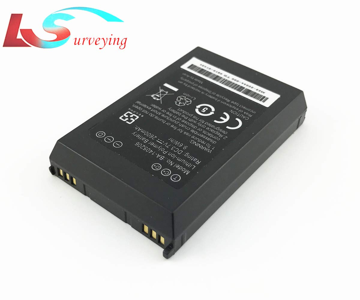 Replacement Battery BA-1405206 for Trimble Juno SA SB SC Data Collector