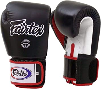 "Fairtex /""FALCON/"" Muay Thai Style Training Gloves"