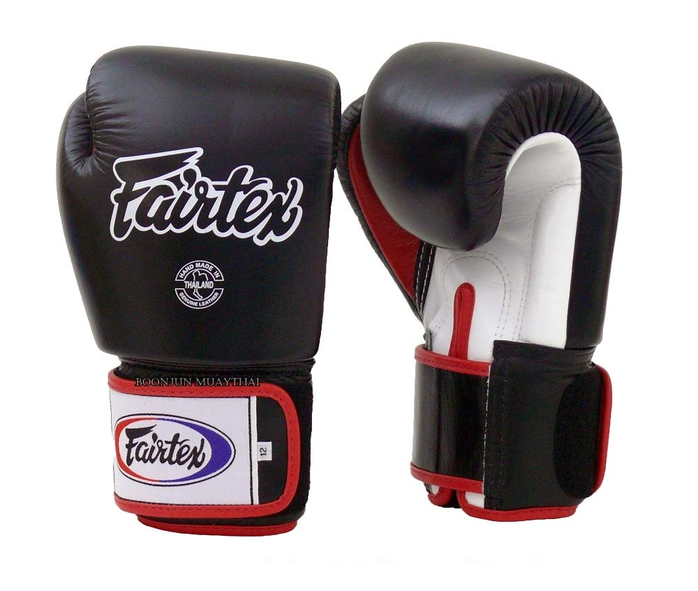 Fairtex Boxen Kickboxen Muay Thai Style Sparring Handschuhe Training Boxsack Pad