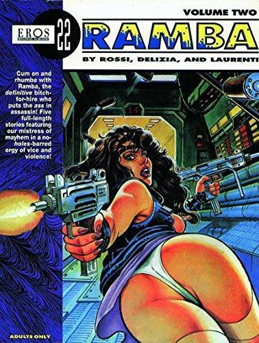 Ramba Book 2 (Eros Graphic Albums) (Bk. 2)