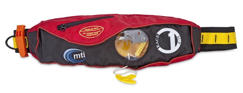 カウくる MTI B01FV2OXCM Adventurewear流体2.0インフレータブルベルトパックPFDライフジャケット Race MTI Red// Black B01FV2OXCM, シューマートワールド:013d8610 --- a0267596.xsph.ru