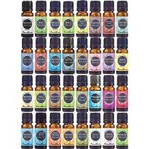 Ultimate in Portfolio Aromatherapy 100% Pure Therapeutic Grade Essential Oils Set (Essential Oil Gift Pack)- 32/ 10 ml