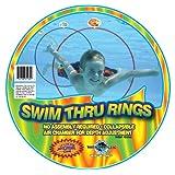 Stream Machine 810557 Swim Thru Rings