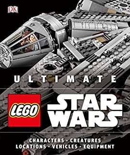 Book Cover: Ultimate LEGO Star Wars