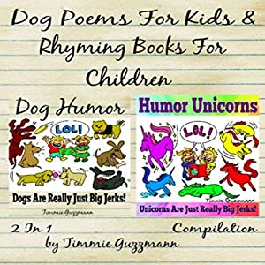 Dog Poems for Kids: Rhyming Books for Children Audiobook