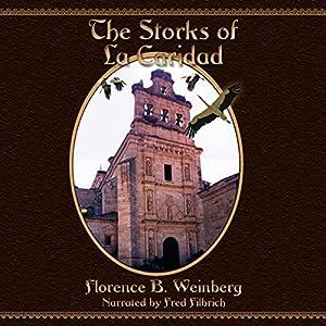 The Storks of La Caridad Audiobook