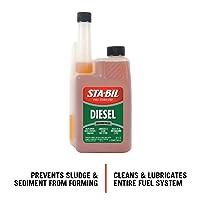 STA-BIL (22254) Diesel Fuel Stabilizer And Performance Improver - Keeps Diesel Fuel...