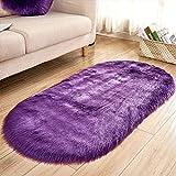 Australian Themed Wool Carpet, Sofa, Floor mat Oval Replica Wool