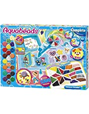 Aquabeads (perline ad acqua) 30949-AQU Deluxe Studio, 1320 / col 24 perłowe charmsy, wielokolorowe