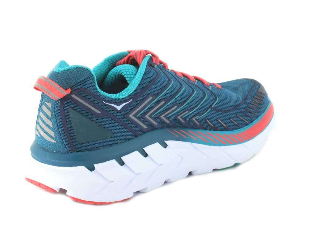 HOKA B01MU2V9JD ONE ONE Women's Clifton 4 Running Shoe B01MU2V9JD HOKA 8 M US|Blue Coral/Ceramic ecfe47