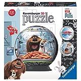 Ravensburger The Secret Life of Pets 3D Puzzle Ball (72 Piece)