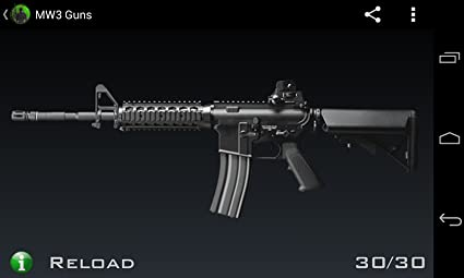 Amazon com: MW3 Guns Elite: Appstore for Android
