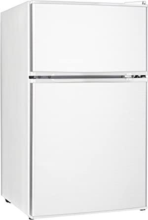 Midea 3.1 Cu. Ft. Compact Refrigerator, WHD-113FW1 - White