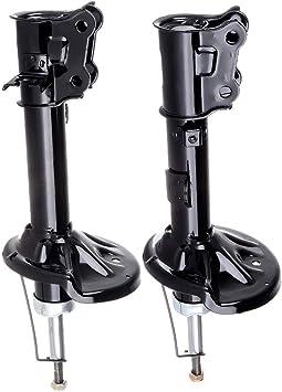 Shocks Struts,ECCPP Rear Pair Shock Absorbers Strut Kits Compatible with 2000 2001 2002 2003 2004 2005 2006 Hyundai Elantra 333501 71407 333500 71406