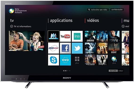 Sony KDL32HX750BAE2 - Televisión de 32 pulgadas, 3D Full HD, color ...
