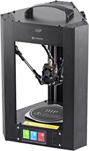 Monoprice 121666  Mini Delta 3D Printer With Heated (110 x 110 x 120 mm) Build Plate, Auto Calibration, Fully Assembled for