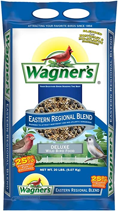 Wagner's 62004 Eastern Regional Blend, 20-Pound Bag