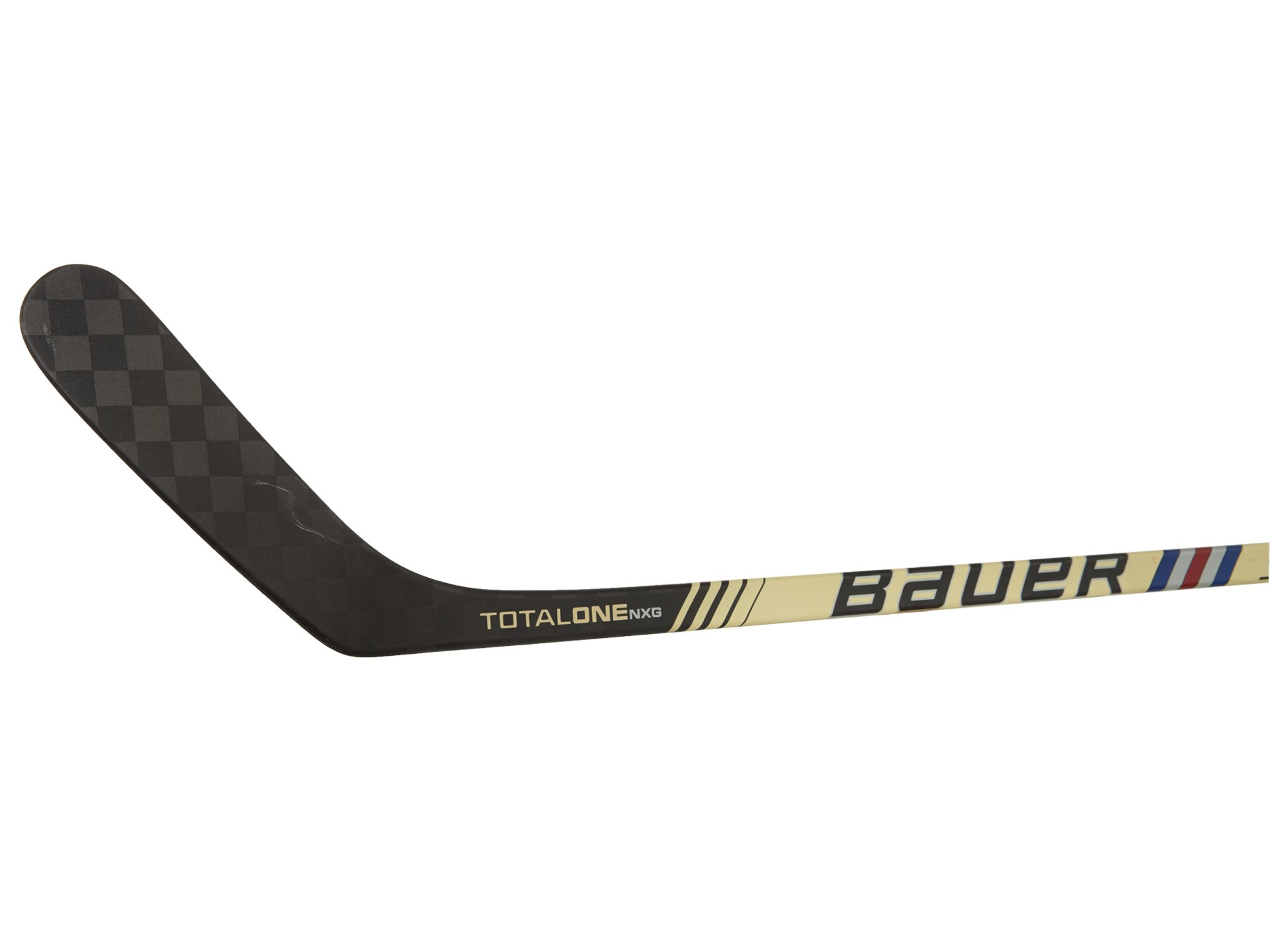 Bauer Supreme Total One Nxg Limited Edition 2 STK Sr 87 Composite Hockey Stick Unisex Style: 1044171 LFT-BRN/BGE Size: One Size for All