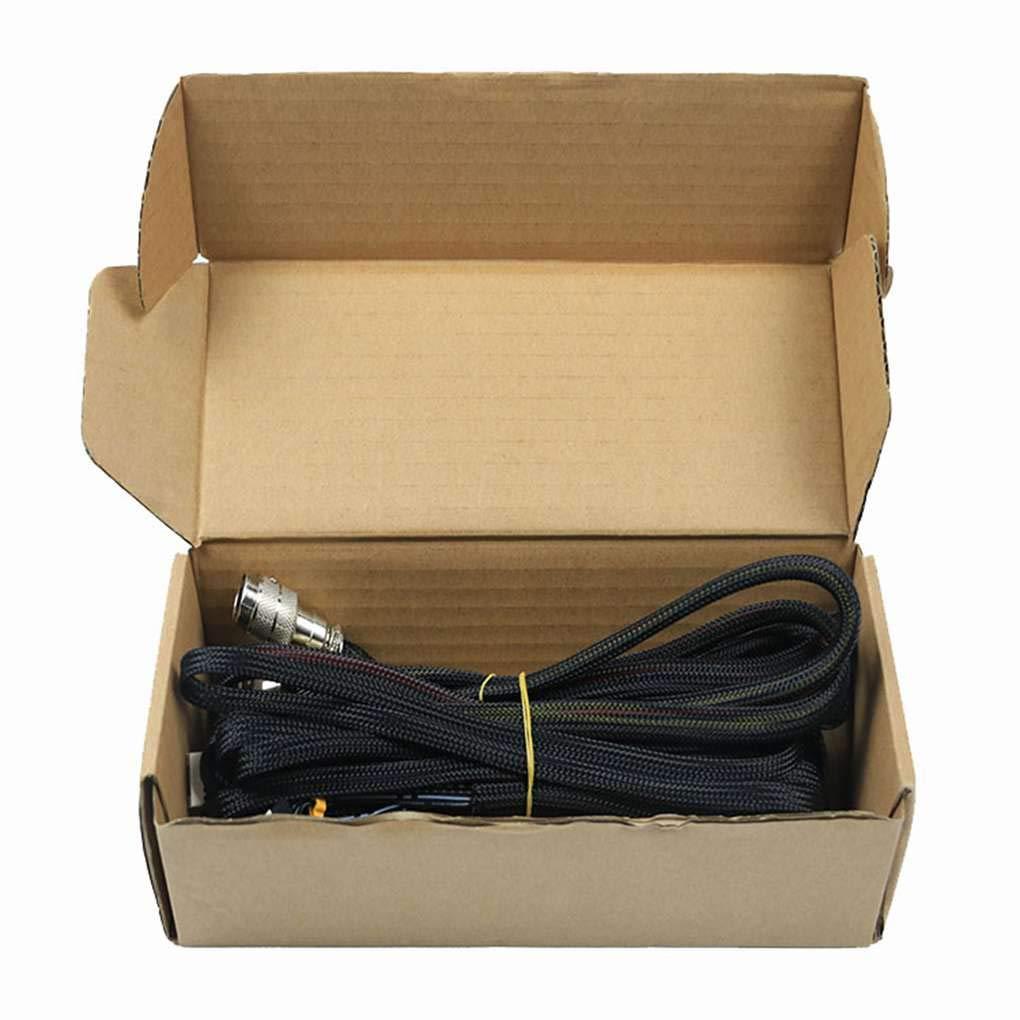 Laileya Partes de la Impresora 3D Line Kit de extensión Cable de ...