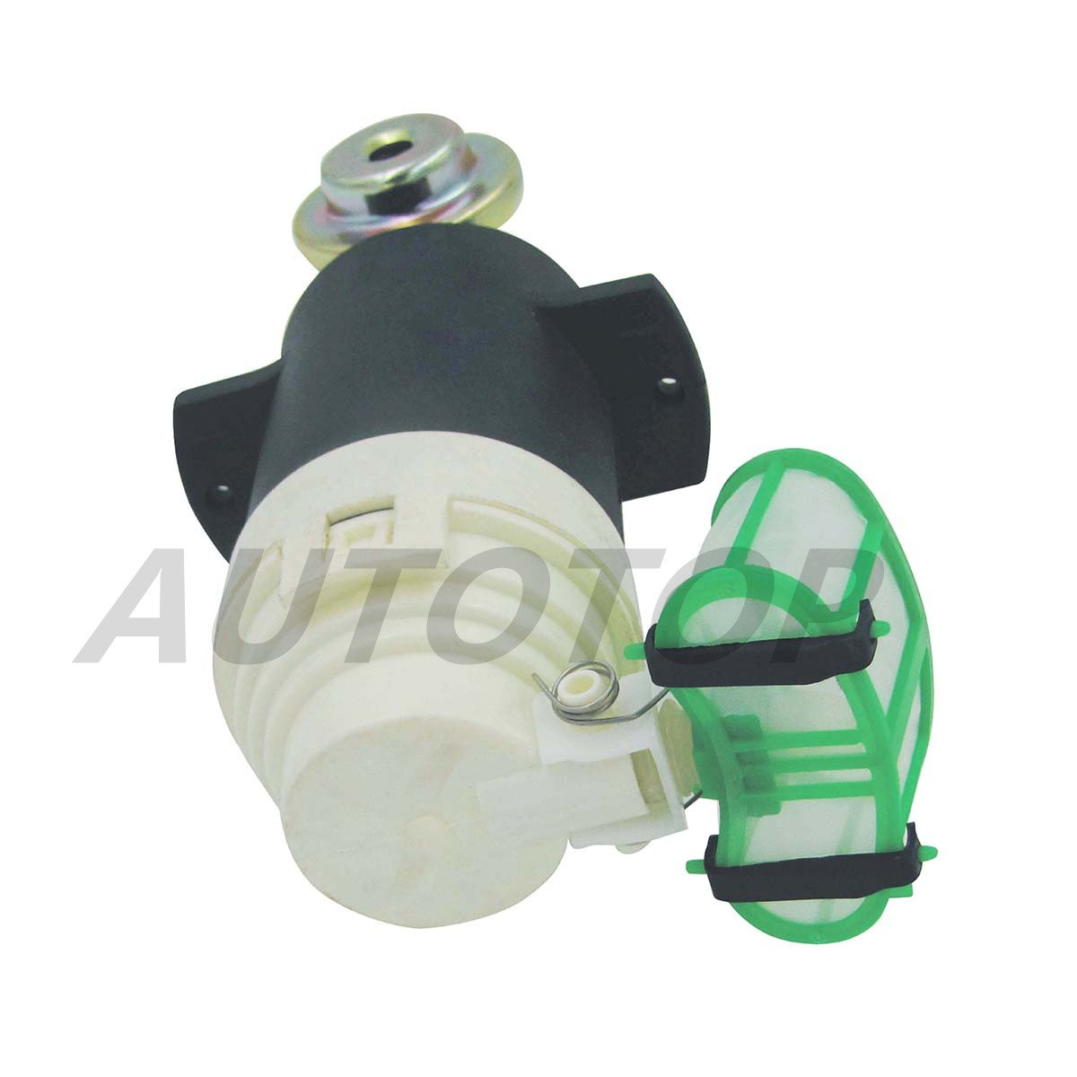 Autotop New Electric Intank Fuel Pump Fit 86 94 Nissan 1988 D21 Pickup Filter 95 96 E8376 1705001g08 1704059g24 1704059g15 Automotive