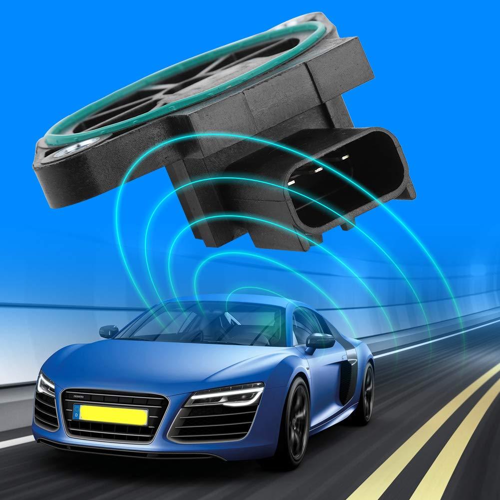 Sensor de posición del cigüeñal del coche del sensor de árbol de levas 5093508AA: Amazon.es: Coche y moto