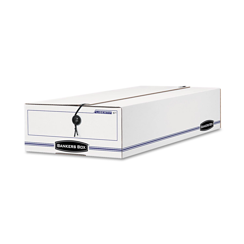 FEL00005 - Bankers Box Liberty Check/Voucher Storage Box