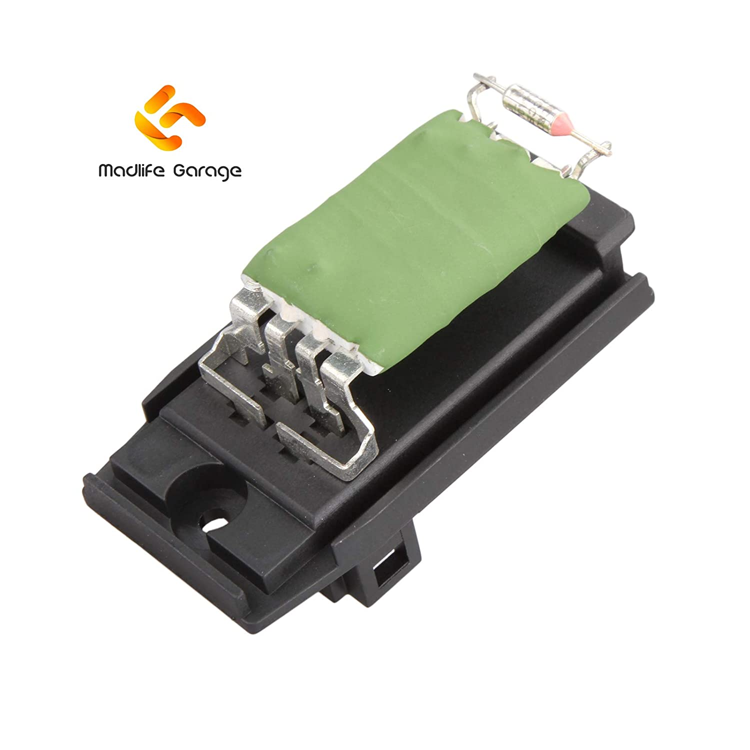 Motor Blower Fan Heater Resistor 1311115 For Focus Mondeo Fiesta Cougar Transit Tourneo From Madlife Garage