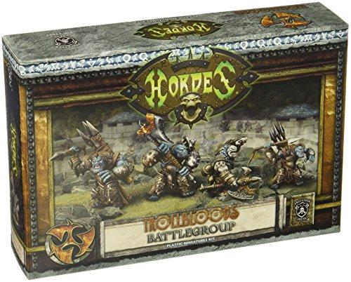 Privateer Press - Hordes - Trollblood: Trollblood Battlegroup Model Kit