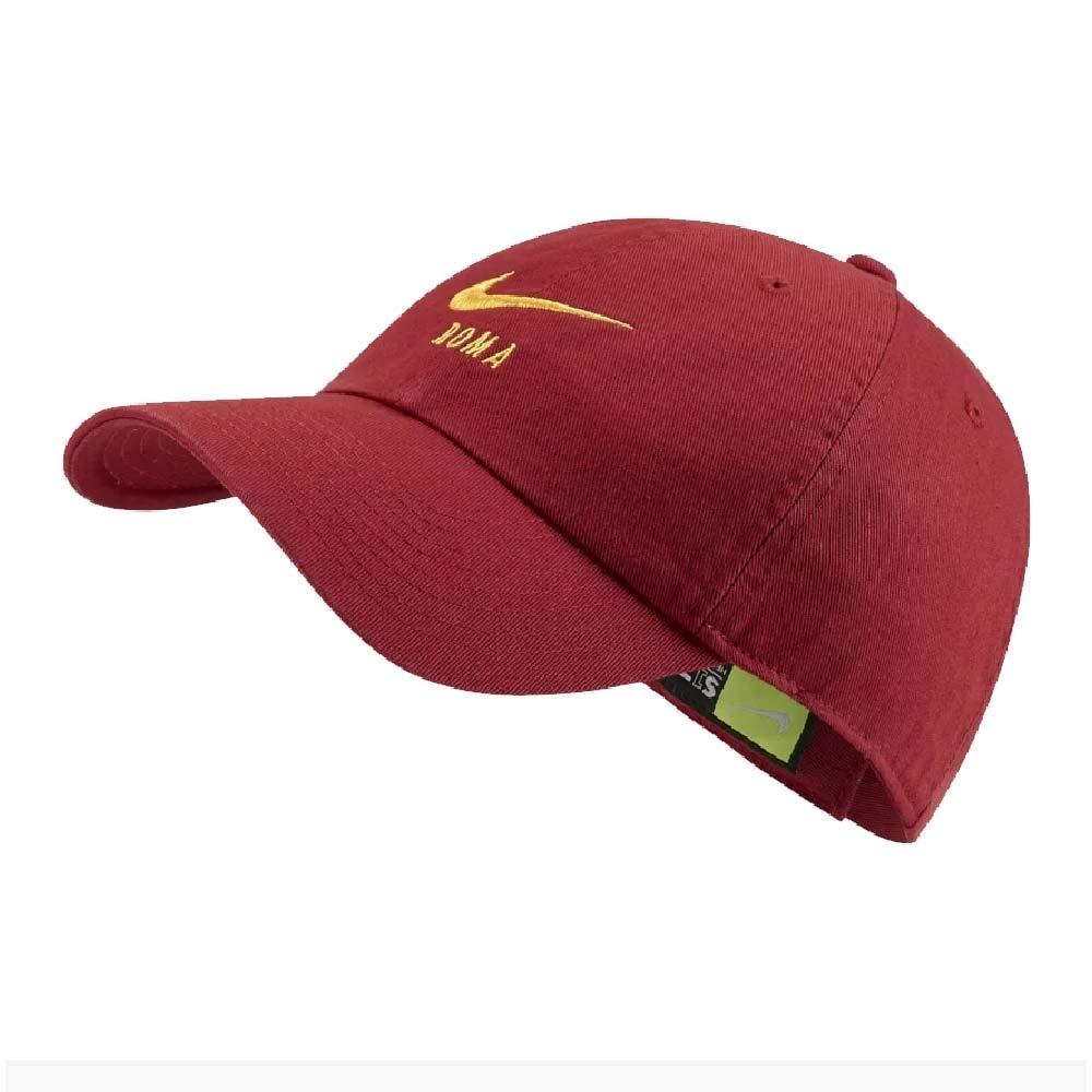 MISC AS Roma Gorra Heritage 2019//20 Rojo Hombre Nike Cap//Hat//Visor