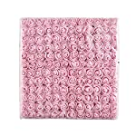 144pcs-2cm-Mini-Foam-Rose-Artificial-Flower-for-Home-Wedding-Decoration-DIY-Pompom-Wreath-Decorative-Bridal-Flower-Fake-Flower-Light-Pink