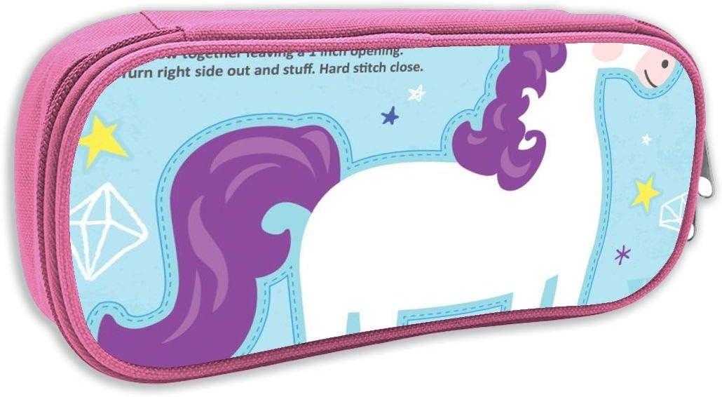 Estuche de lápices Infantil,Mini Rosa: Amazon.es: Juguetes y juegos