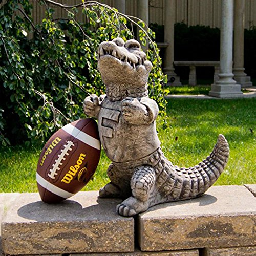 Florida Gators NCAA ''Gator'' College Mascot 19? Vintage Statue by Stone Mascots