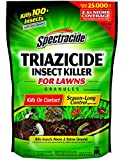 Best Lawn Insect Killers - Spectracide Triazicide Insect Killer For Lawns Granules (HG-53960) Review