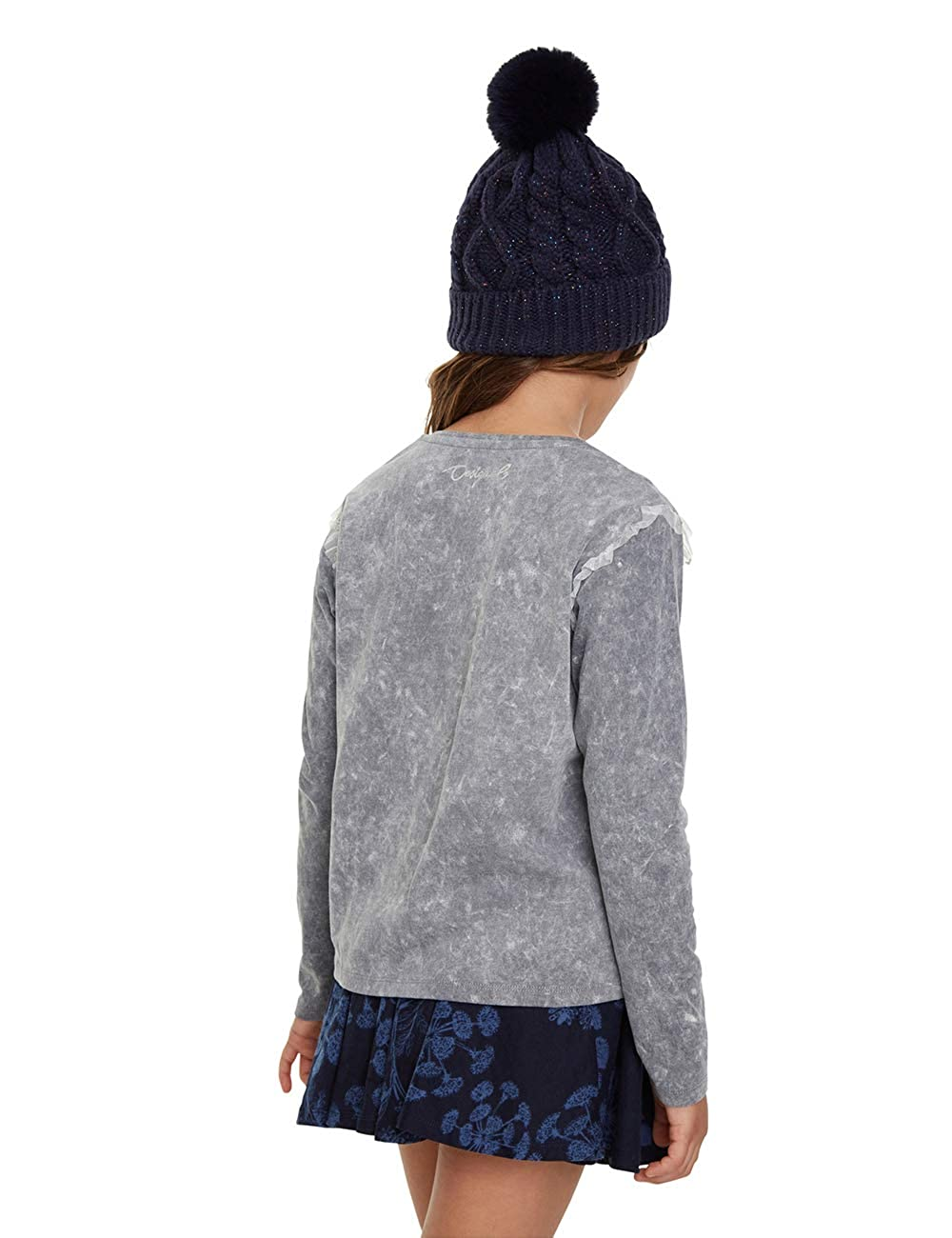 Montbau T-Shirt Manches Longues Fille Desigual T