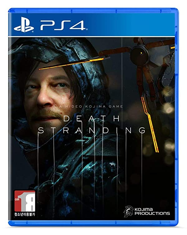 Death Stranding Korean Edition - PlayStation4
