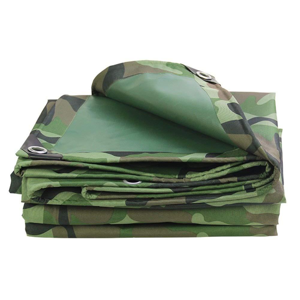 Camo 1.5x2m BÂche épaissie Multifonctions Jungle Extérieure Imperméable Prougeection Solaire écran Camouflage Oxford Tissu Résistant Plusieurs Tailles Peuvent Être Personnalisées GMING