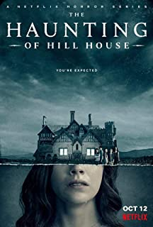 Amazon Com The Haunting Of Hill House Poster Tv Show Promo 11 X 17 Inches X Youre Expected House Face Everything Else