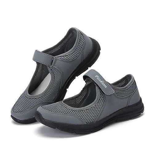 a3a41cbb8d823 beautyjourney Scarpe da Ginnastica Basse Sandali donna Scarpe basse  sneakers estive eleganti donna scarpe da corsa