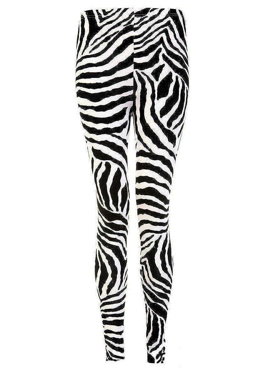 Damen Animal Print Leggings bunten